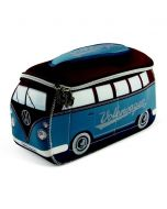 Brisa tasje Volkswagen T1 bus - Bruin - Petrol - 104796