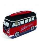 Brisa tasje Volkswagen T1 bus - Zwart - Rood - 104795