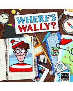 Jaarkalender 2020 Wheres Wally