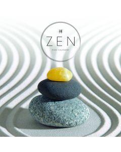 Jaarkalender 2020 Zen