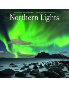 Jaarkalender 2020 Nothern Lights