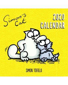 Jaarkalender 2020 Simons Cat