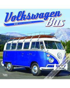 Jaarkalender 2020 Volkswagen Bus