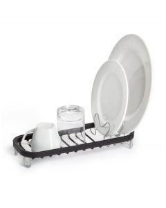 Umbra mini droogrek Sinkin zwart - nikkel - 105512