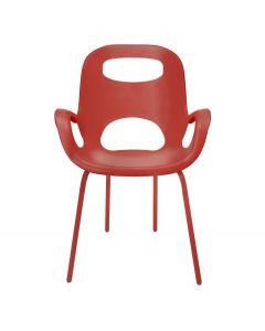 Umbra stapelbare stoel OH - Rood - 106109