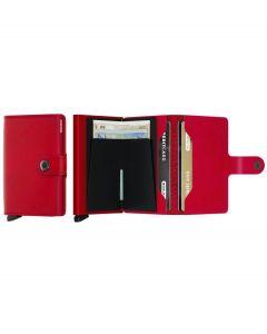 Secrid miniwallet - Original - Rood - Rood