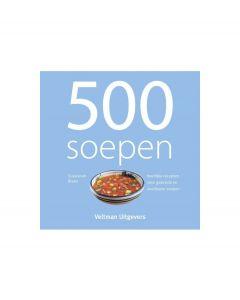 Veltman Uitgevers 500 soepen - 100361
