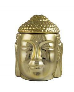 Scentchips Buddha Hoofd Goud - Keramiek - 107695