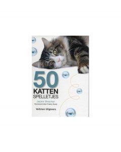 Veltman Uitgevers 50 kattenspelletjes - 100371