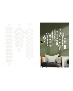 Umbra decoratie Vines bladeren wit - 107745
