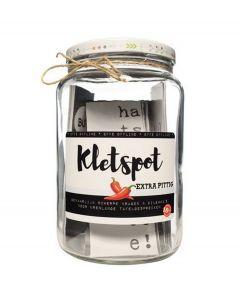 Kletspot Extra pittig - 107941