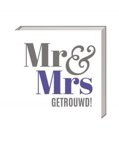 De Lantaarn Mr and Mrs Getrouwd