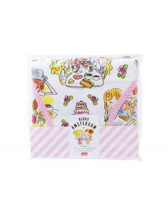 Blond Amsterdam keukenschort - Even bijkletsen - 108395