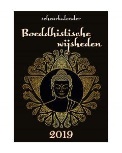 De Lantaarn scheurkalender 2019 - Boeddhistische wijsheden - 108612