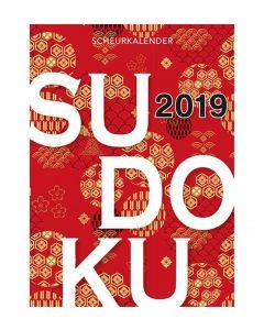 De Lantaarn scheurkalender 2019 - Sudoku - 108622