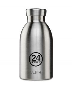 24Bottles Thermosfles Clima Bottle Steel 330 ml - 108474