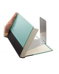 Umbra onzichtbare boekenplank Conceal klein - Zilver - 100749