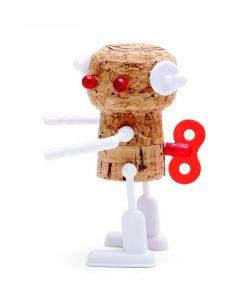 Monkey Business kurkversiering Corkers Robots - Bella