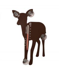 Pluto raam thermometer Hertje - 102290