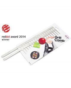 Fusionbrands set van 2 Barbecue pennen Grill Comb - 102298