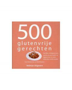 Veltman Uitgevers 500 glutenvrije gerechten - 102719