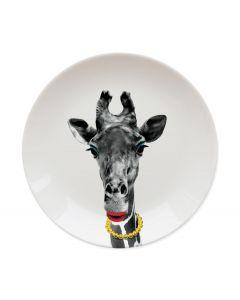 Mustard kinderbord Wild Dining - Giraffe - 103077