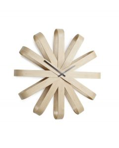 Umbra wandklok Ribbonwood - 103662