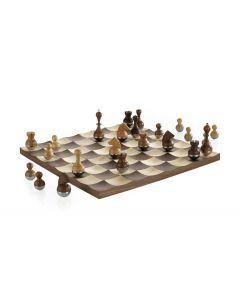 Umbra houten schaakset Wobble - 103216