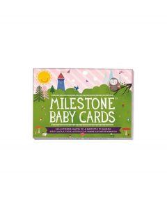Milestone Cards gebeurtenis kaarten - Baby kaarten originele editie - 103570