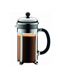 Bodum cafetiere 8 kops - 1 liter Chambord - 103614