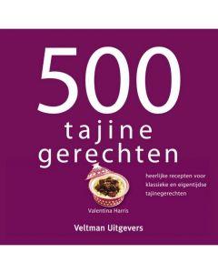 Veltman Uitgevers 500 tajine gerechten - 103706