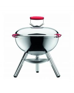 Bodum barbecue Fyrkat picknick grill - Chroom - 103898