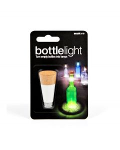 Suck UK Lamp voor in een fles - Bottle Light - Wit - 102452