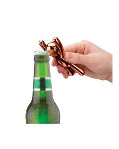 Umbra fles opener mannetje Drinking Buddy - Koper - 103974