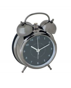 Nextime wekker Wake up small - Antraciet - Zwart - 104406