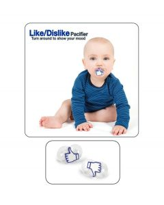 Bitten Baby Speen Pacifier - Like / Dislike - 105278