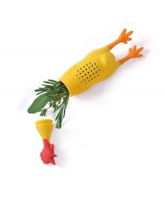 Fred kruidenbuil rubberen kip Le crock coq