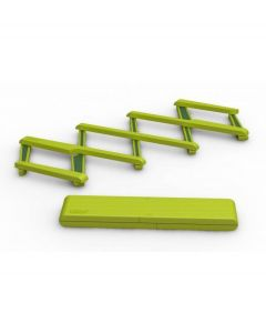 Joseph Joseph Onderzetter Stretch - Groen - 101172