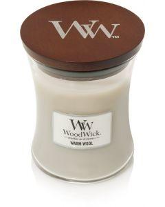 Woodwick Kaars Warm Wool Medium - 116340