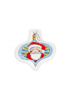 Blond Amsterdam 3D bord Christmas - Santa - Kerst