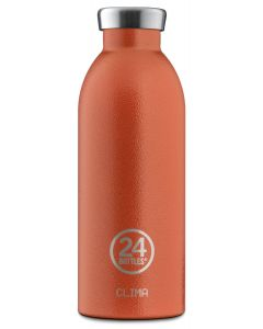 24Bottles thermosfles Clima Bottle Sunset Orange - 500 ml - 115821