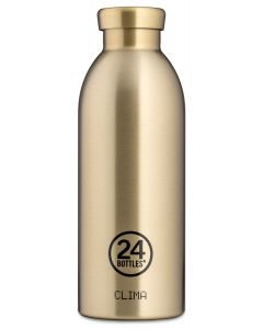 24Bottles thermosfles Clima Bottle Proseccco Gold - 500 ml - 115814