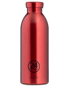 24Bottles thermosfles Clima Bottle Chianti Red - 500 ml - 115815