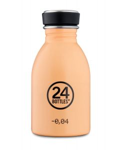24Bottles Drinkfles Urban Bottle Peach Orange 250 ml - 115778