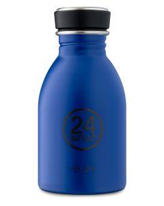 24Bottles Drinkfles Urban Bottle Gold Blue 250 ml - 115779