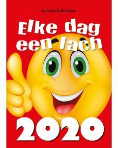 De Lantaarn scheurkalender 2020 - Elke dag een lach - 115764
