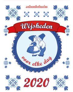 De Lantaarn scheurkalender 2020 - Wijsheden voor elke dag - 115769