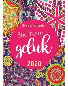 De Lantaarn scheurkalender 2020 - 366 dagen geluk - 115767
