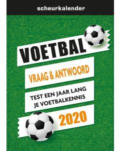 De Lantaarn scheurkalender 2020 - Voetbal - 115762