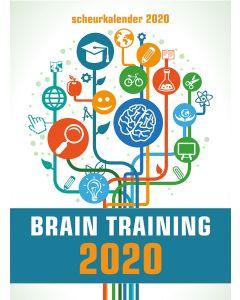 De Lantaarn scheurkalender 2020 - Braintraining - 115770